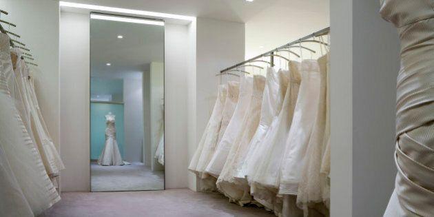 Vera Wang Wedding Shop, Selfridgeslondon, United Kingdom, Architect Russell Jones, Vera Wang Wedding...