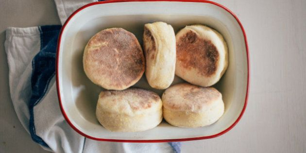 Never Buy English Muffins