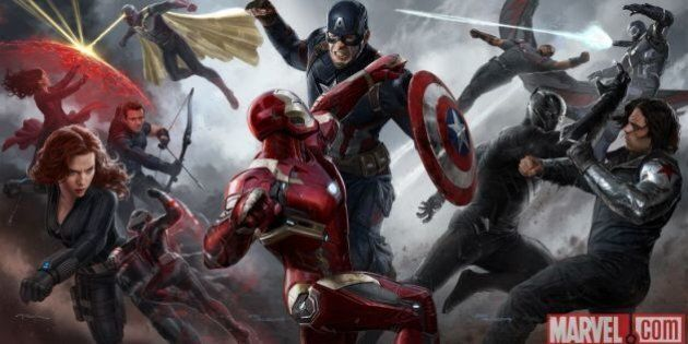 Captain America: Civil War New Trailer Reveals A Surprise Superhero Character At The