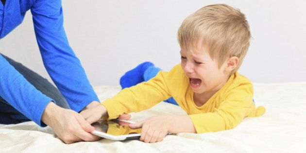 Why Screen Time Turns Into Scream Time | HuffPost Australia