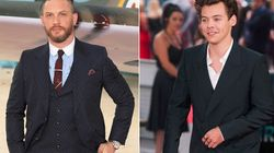 Harry Styles And Tom Hardy Walk The Red Carpet At 'Dunkirk'