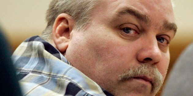 FILE - In this March 13, 2007 file photo, Steven Avery listens to testimony in the courtroom at the Calumet...