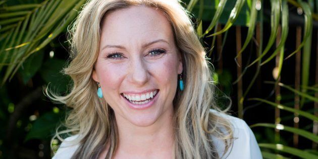 The step-son of Justine Ruszczyk (also known as Justine Damond) described her as his