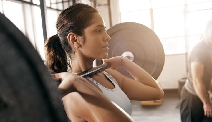 Don't fear resistance training.