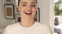 Miranda Kerr Shares First Pictures Of Her Wedding