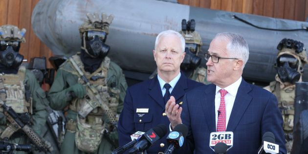 Turnbull Government Removes Red Tape To Bring Defence Onto Frontline Of Domestic
