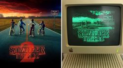 This Guy Recreated 'Stranger Things' And 'Star Wars' Trailers On '80s Apple
