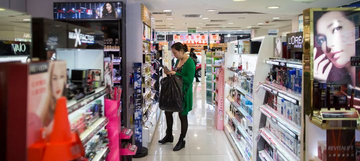 The beauty sector of the retail industry is one of the most resistant, regardless of economic uncertainty.