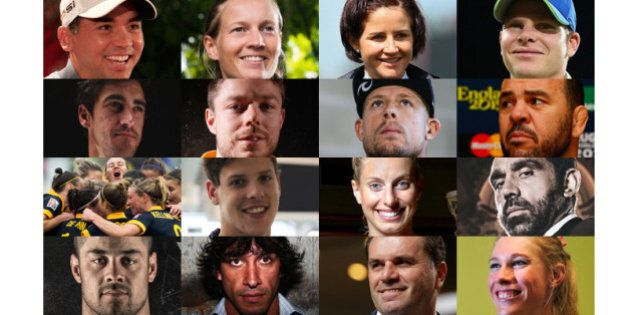 The Best Australian Sportspeople of 2015 Who Weren't Dickheads. We Love These
