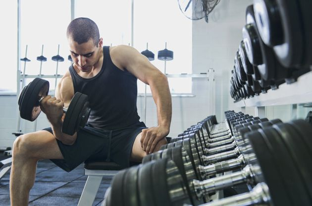 Regular, intense training increases your protein