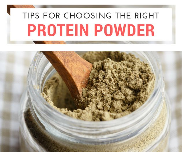 Your Ultimate Guide To Choosing The Best Protein