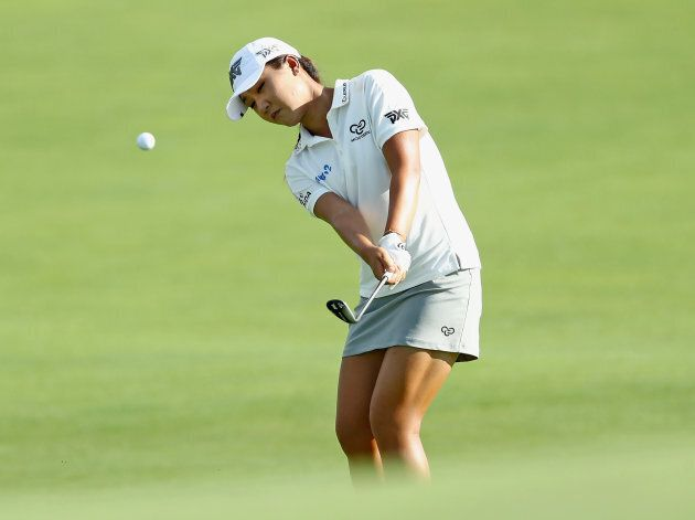 This skirt will be a big no for Lydia Ko, the Kiwi world number four.