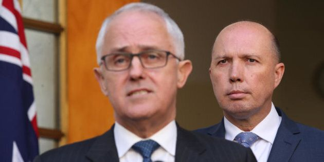 Prime Minister Malcolm Turnbull has announced Peter Dutton will become the Minister for Home Affairs.