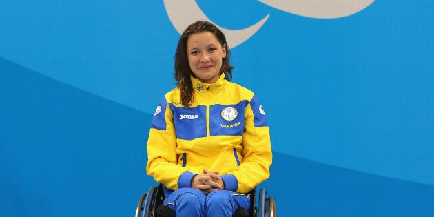 Swimmer Yelyzaveta Mereshko would definitely win a gold medal in the