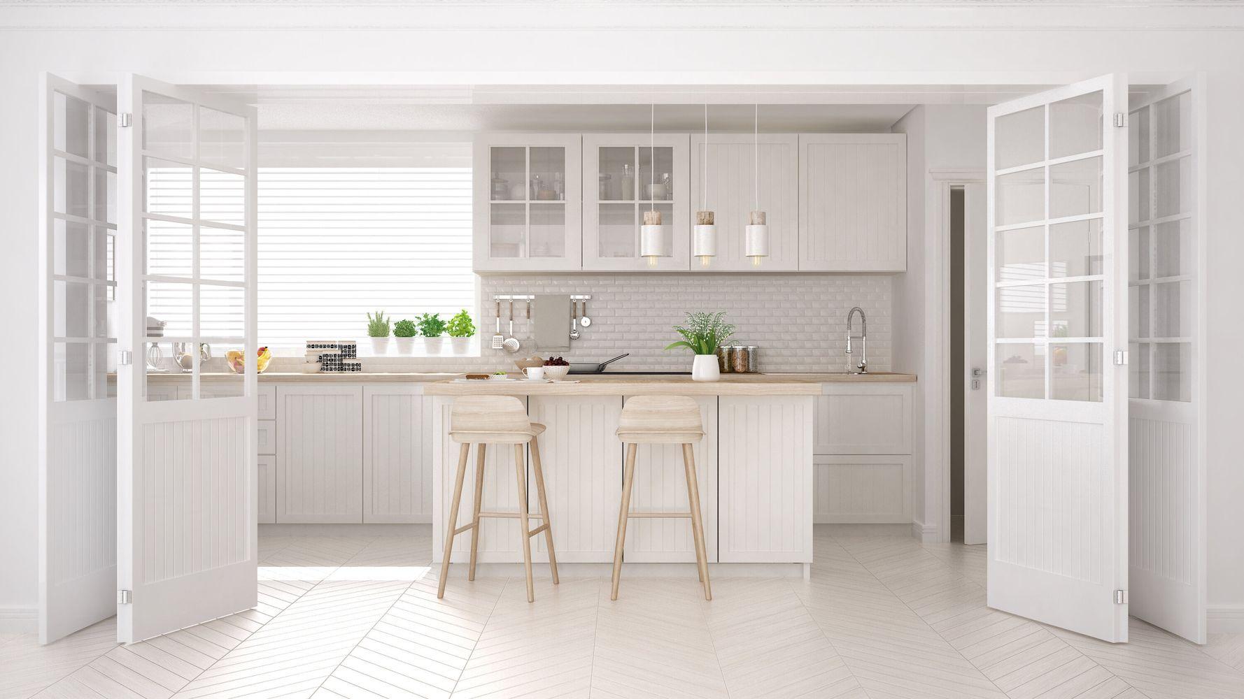 21 Minimalist Kitchen Ideas To Lust After Huffpost Australia Style
