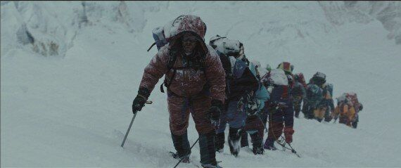 Everest Survivor Guy Cotter Talks About The New Everest