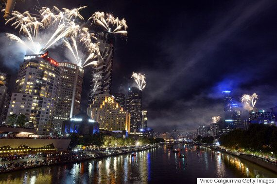 Happy New Year From The Huffington Post