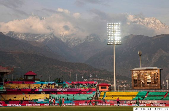 World Twenty20 Australia New Zealand Match Will Happen At Dharamsala, The World's Most Beautiful Cricket