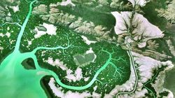 Surveyor's Aerial Photographs Of Western Australia Are So Beautiful, They're Being Bought As