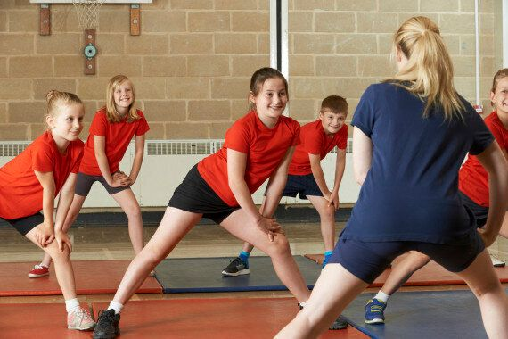 Private Primary Schools Are 'Fitter' And 'Better At Physical Skills' Than Public