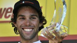 Joy For Aussie Tour de France Rider After German Violently Grabs His