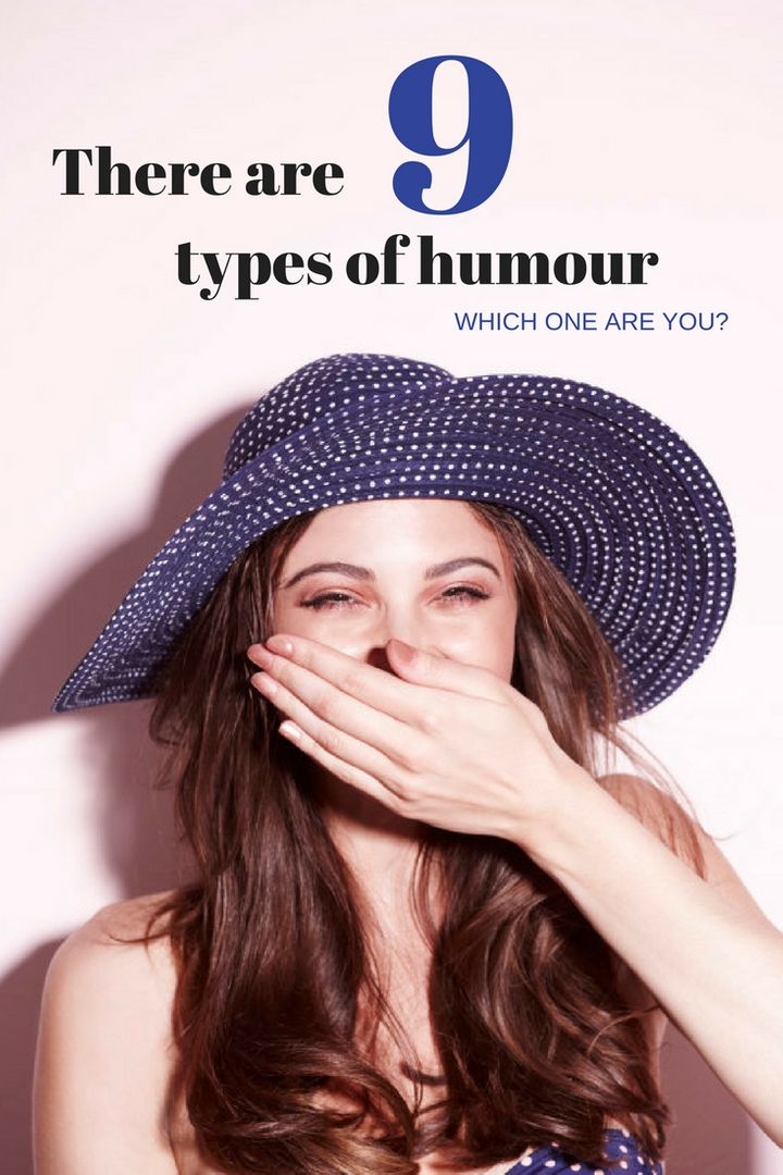 There are nine factors of humour. Which one are you?