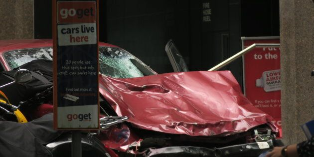 Six people died and 37 were injured following the Bourke Street rampage six months