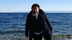 Ai Weiwei Says Lesbos Visit About 'Human Dignity' Of