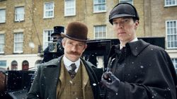 'Sherlock: The Abominable Bride' Review Finds Benedict Cumberbatch And Martin Freeman Suffering Time