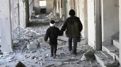 Syria's War Has Created A Surge Of Child Fighters And Refugees:
