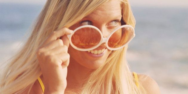 83e9655e2f6aa How To Tell If Your Sunglasses Are Actually Protecting Your Eyes ...