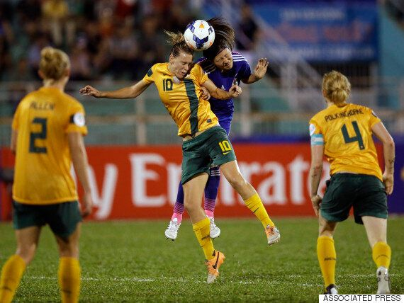 Australian Men's and Women's World