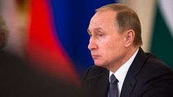 Putin Lists U.S. As One Of The Threats To Russia's National
