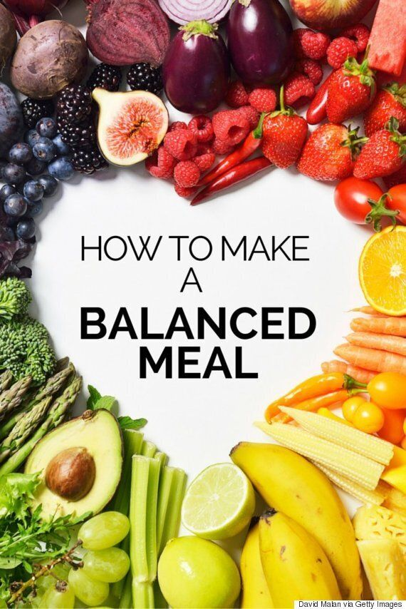 How To Make A Macronutrient Balanced Meal (And Why It's So