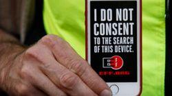 FBI Hits Apple With 'Terrible'