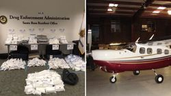 Feds Bust $250M Ice Smuggling Ring Involving A Light Plane And Its Alleged 72yo