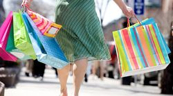 Win For Business As Shoppers Keep Spending After