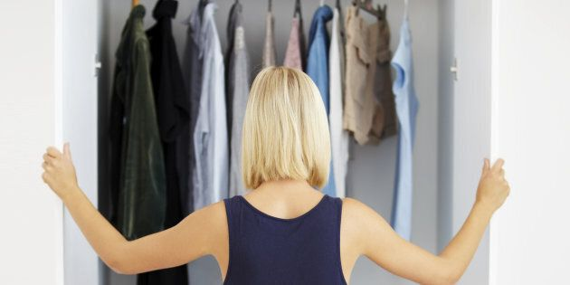 Your minimal, curated wardrobe is literally days