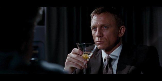 How To Make James Bond's Signature Drink, The