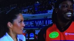 Howling Gayle: Sexist howler from Chris Gayle in Big Bash