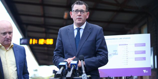 Premier Daniel Andrews said his conscience told him the time had come for a