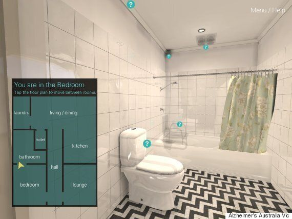 New 3D App To Help Make The Homes Of Dementia Sufferers More