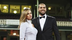 'My Heart Is With My Man': Jesinta Campbell Comforts Buddy Franklin From
