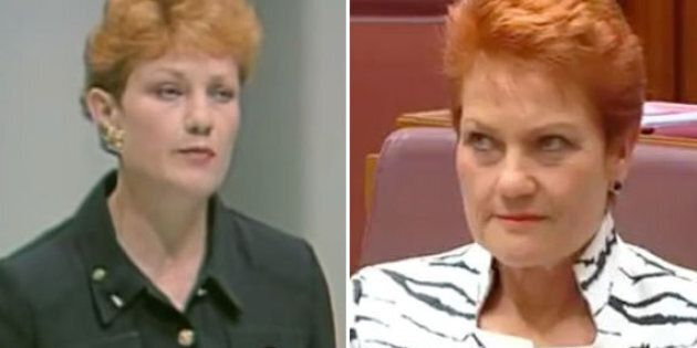 Pauline Hanson, 1996 and