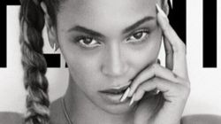 Beyoncé Strips Down For Sizzling Poolside Cover
