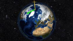 Climate Change Is Literally Causing Earth's Poles To