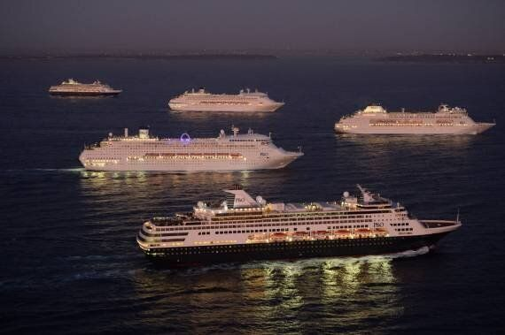 A Cruise Ship Is Being Built Specifically For Australian People And Our