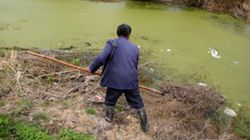 Majority Of Water Supply In Rural China Too Polluted To