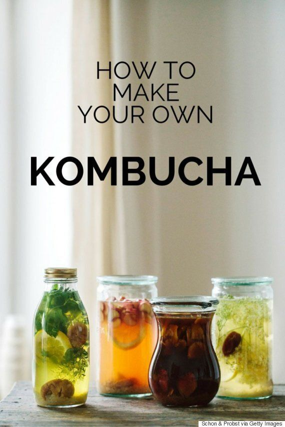 Kombucha: What You Need To