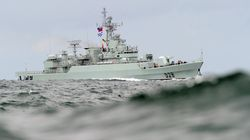 Chinese Navy Spy Ship Spotted Off Queensland